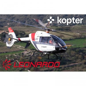 Kopter officially joins Leonardo Helicopters