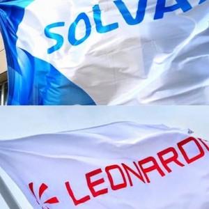 Solvay and Leonardo sign supply agreement