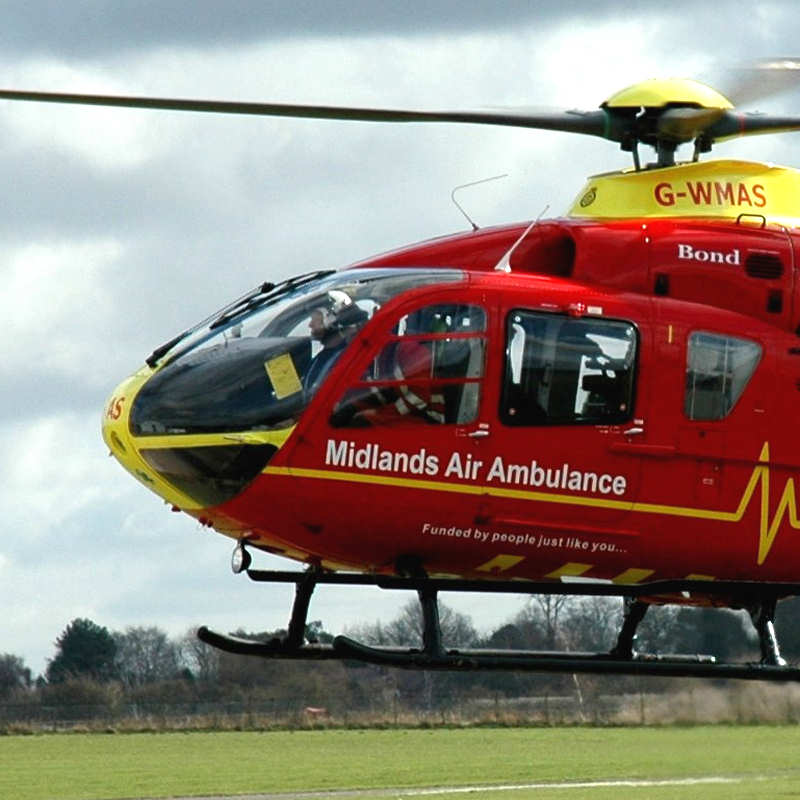 Midlands Air Ambulance Charity Appoints New Trustees