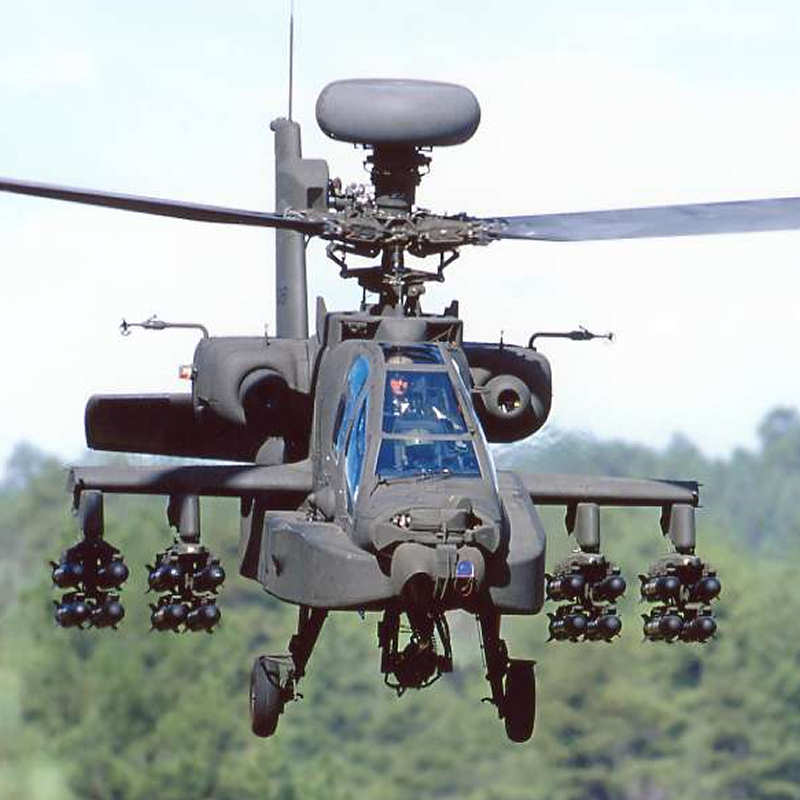 Boeing awarded $24M for AH-64 weapon system parts