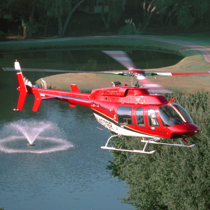 Looking Back on 25 Years of the Bell 407