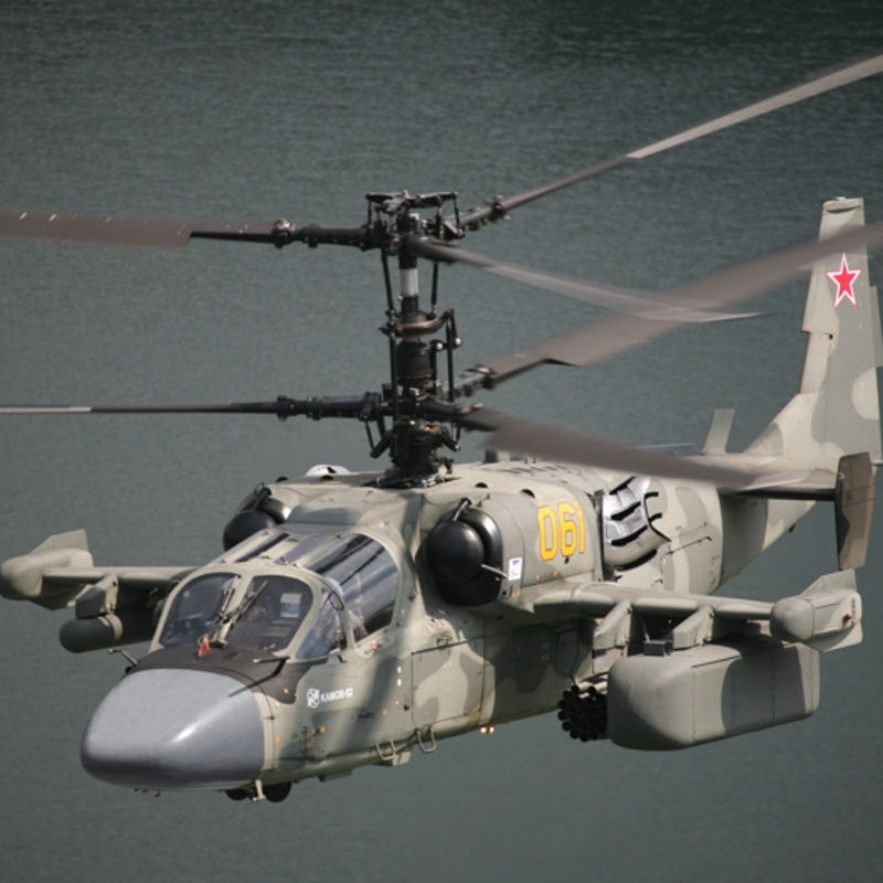 Russian Helicopters finances Ka52M production with 40 billion rubles from PSB