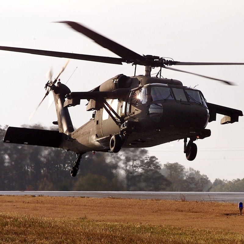 Sikorsky awarded $99M contract modification for Saudi Arabian National Guard Black Hawks