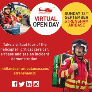 Strensham Airbase Open Day Goes Virtual