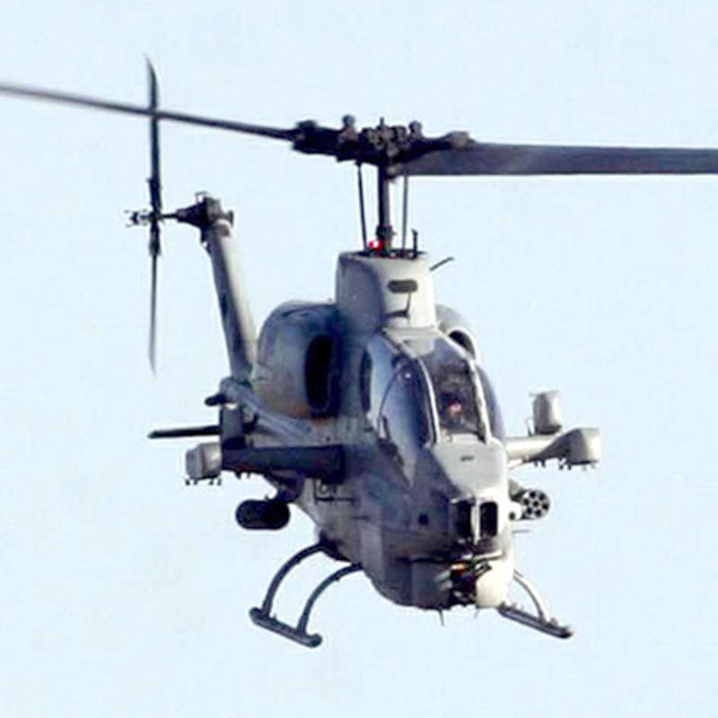 GE awarded $131M for T700 components across US Navy H-60 and USMC AH-1 fleets
