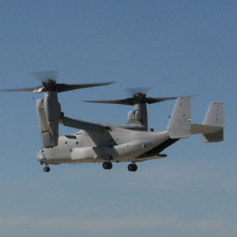 Bell Boeing awarded $143 contract for V-22 logistics and repair support