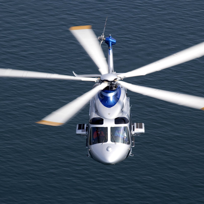 Helicopter lessor wins UK Commercial Court summary judgment
