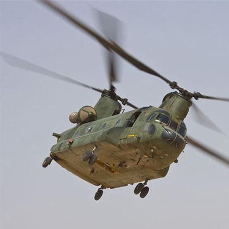 Boeing awarded $49M CH-47 transmission overhaul contract