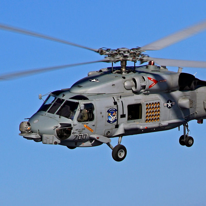Lockheed awarded $447M contract for production of 12 MH-60R for Republic of Korea