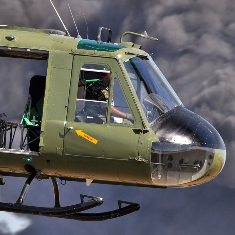 Dakota Air Parts to receive 39 containers of UH-1 and AH-1 parts