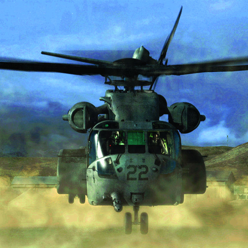 Sikorsky awarded $73M contract for MRO of CH-53K