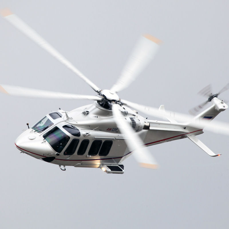 QinetiQ add two AW109 Grands and an AW139 to testing and training fleet