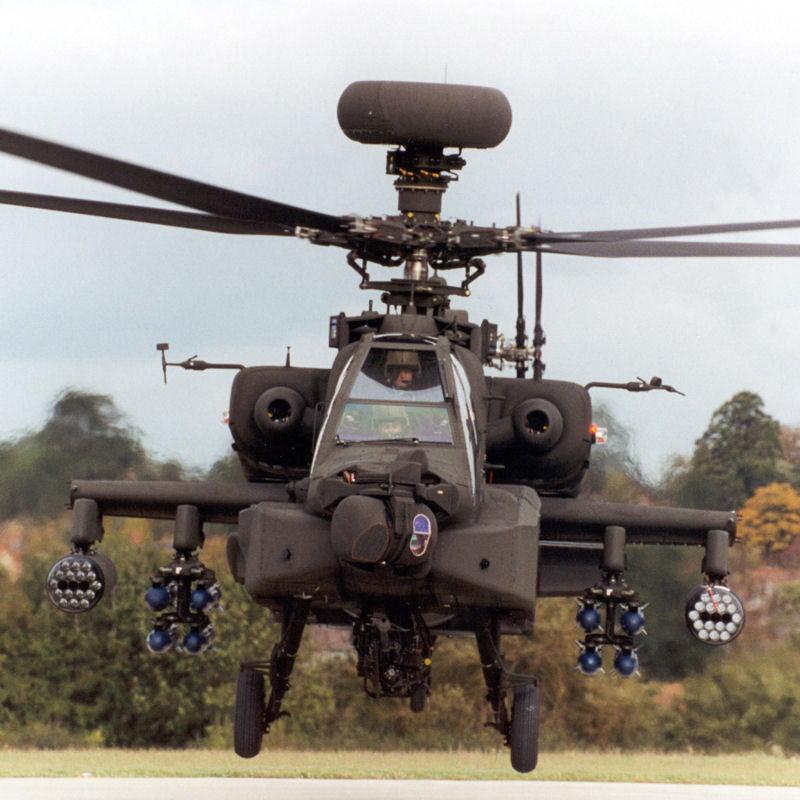 Parker Hannifin awarded $10M contract for AH-64 servocylinder maintenance