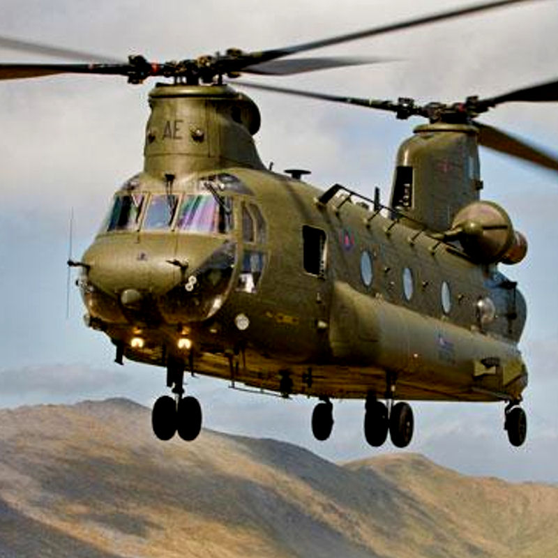 Boeing awarded $44M for long-lead items for CH-47