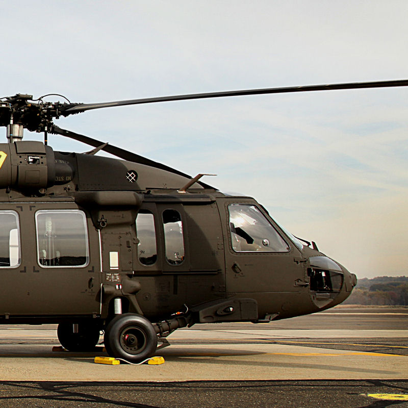 Sikorsky awarded $26M contract for UH-60M Foreign Military Sales green aircraft
