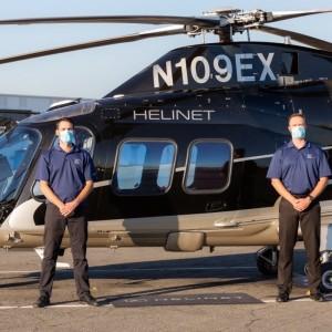 Heart for transplant survives crash on hospital rooftop helipad