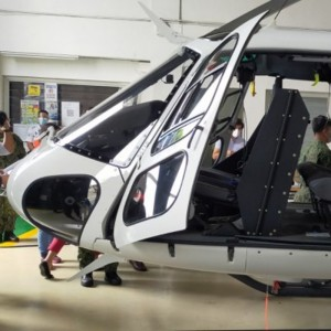 Philippine National Police receive more Airbus H125s