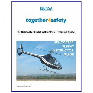 EASA issues 3rd edition of Helicopter Flight Instructor Guide