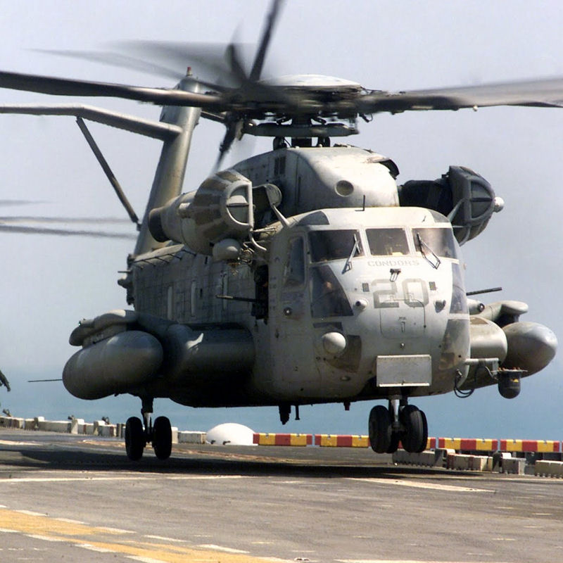 Integral Aerospace awarded $9M contract for repair of parts of CH-53 fuel tanks