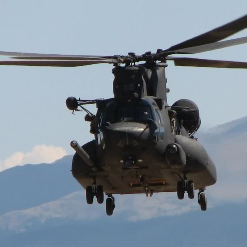 Raytheon awarded $10M more for FLIR and EOSS work on MH-47 and MH-60
