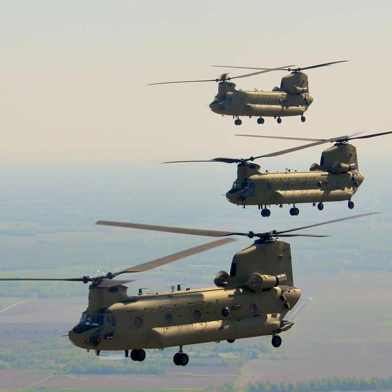 US Foreign Military Sale to Australia of CH-47Fs valued at $259M
