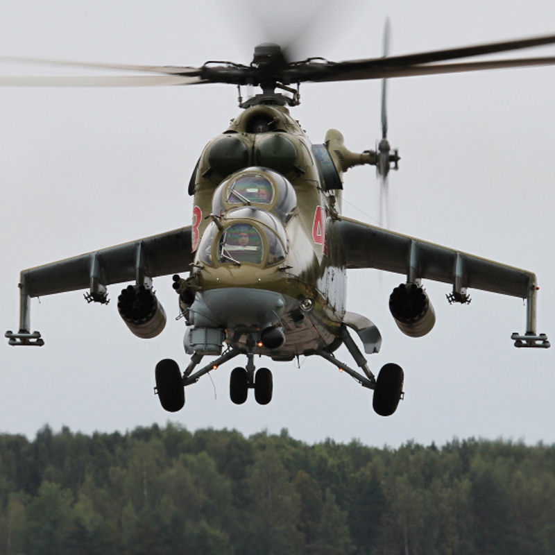 US Army unit collaborates with Hungarian attack helicopter units