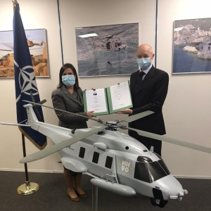 Germany procures 31 NH90s for Navy role