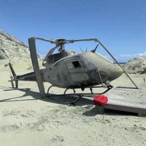 NZ helicopter operator charged over volcano tourist health and safety