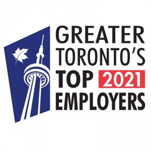 Ornge named in top 100 Toronto employers