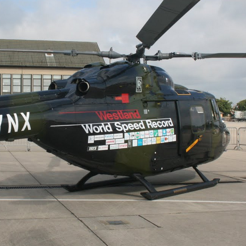 G-LYNX: 35 years of an unrivalled speed record