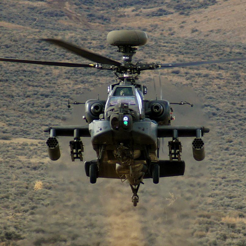 Boeing awarded $7M contract for integration of the legacy strap pack assembly for AH-64E