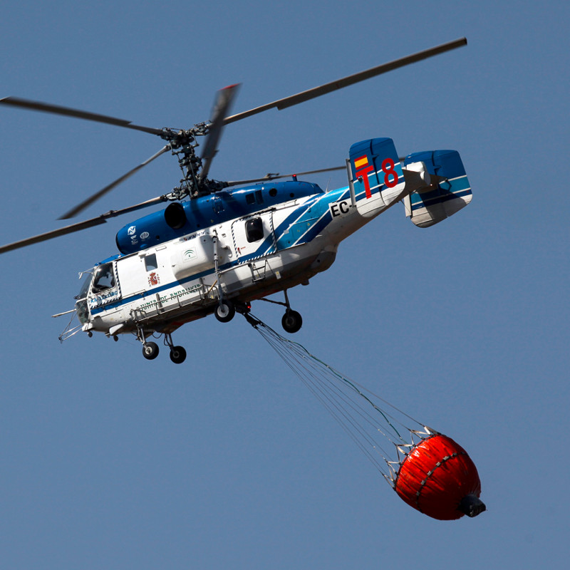 Rostec to present updated Ka-32A11M at MAKS airshow