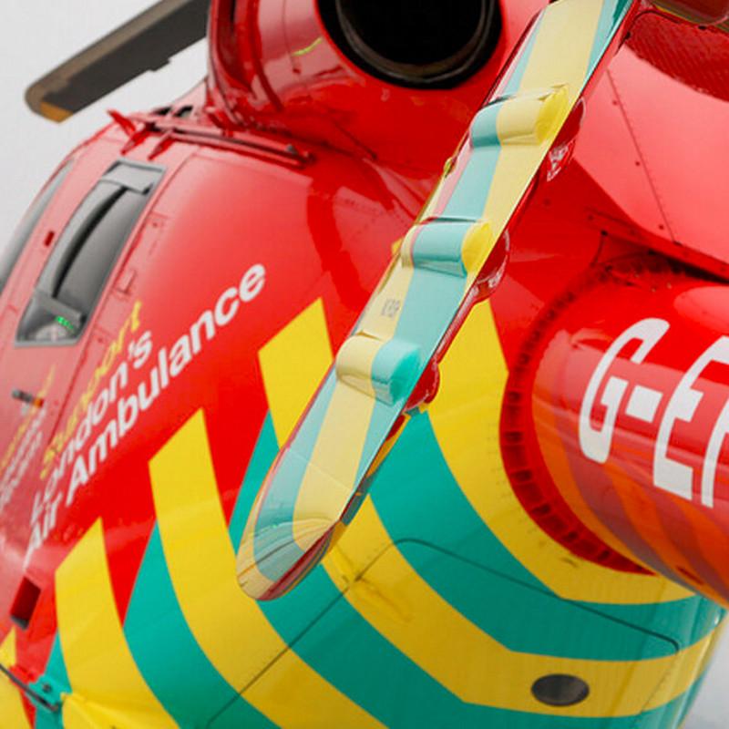 London Air Ambulance building own app