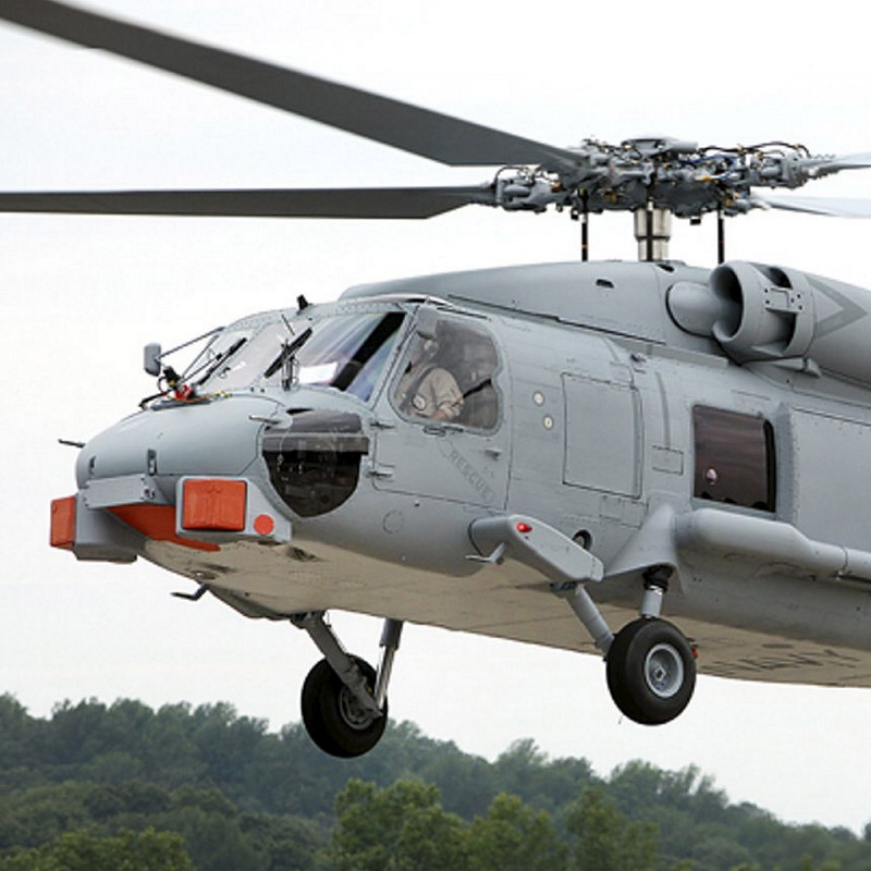 Lockheed awarded $129M contract for 3 MH-60R