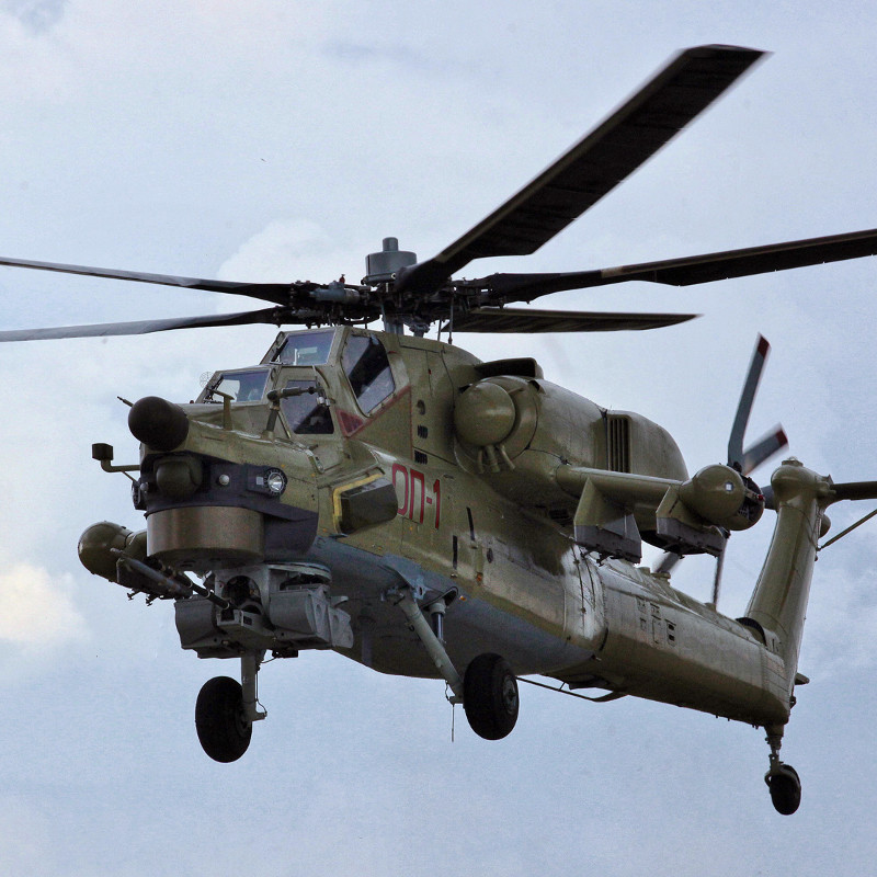 Mi and Ka Military Helicopters to Receive a Unified Engine Design