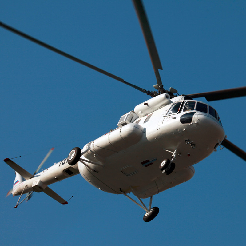 Russian Helicopters will supply 50 new aircraft for UTair