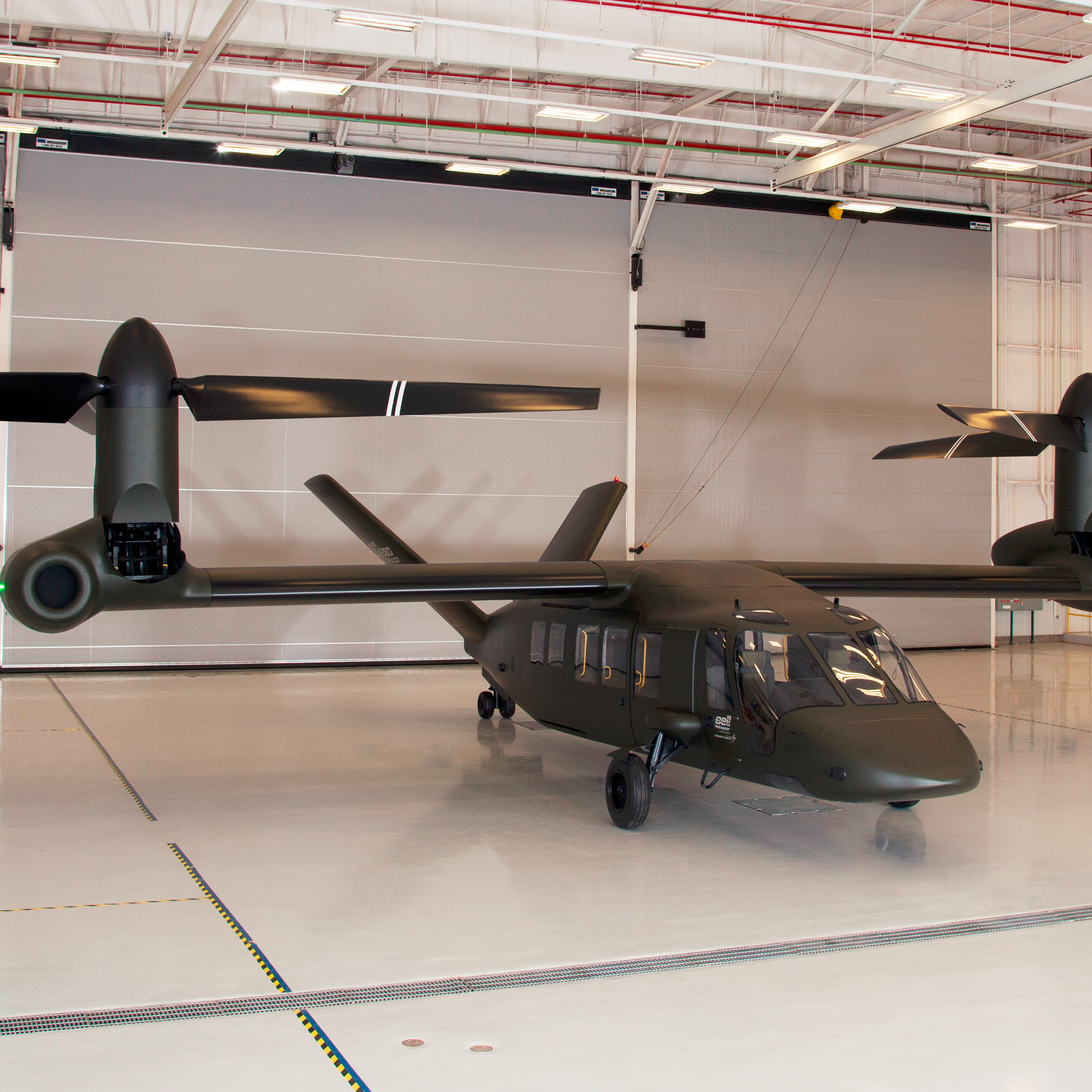 Bell and US Army advance development of V-280 Valor