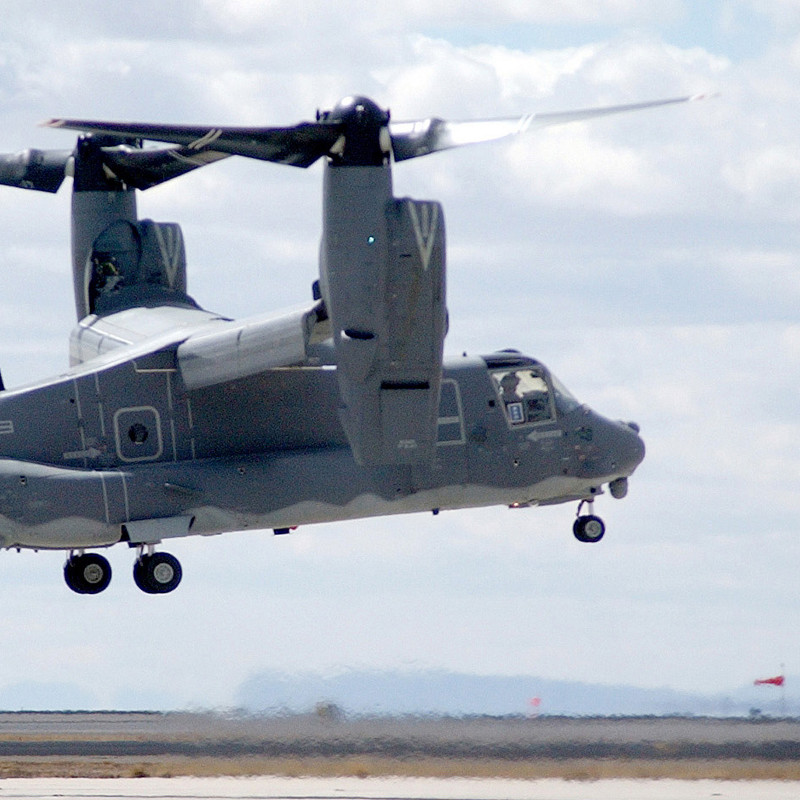 Bell-Boeing awarded $182M contract for the production and delivery of two CV-22B