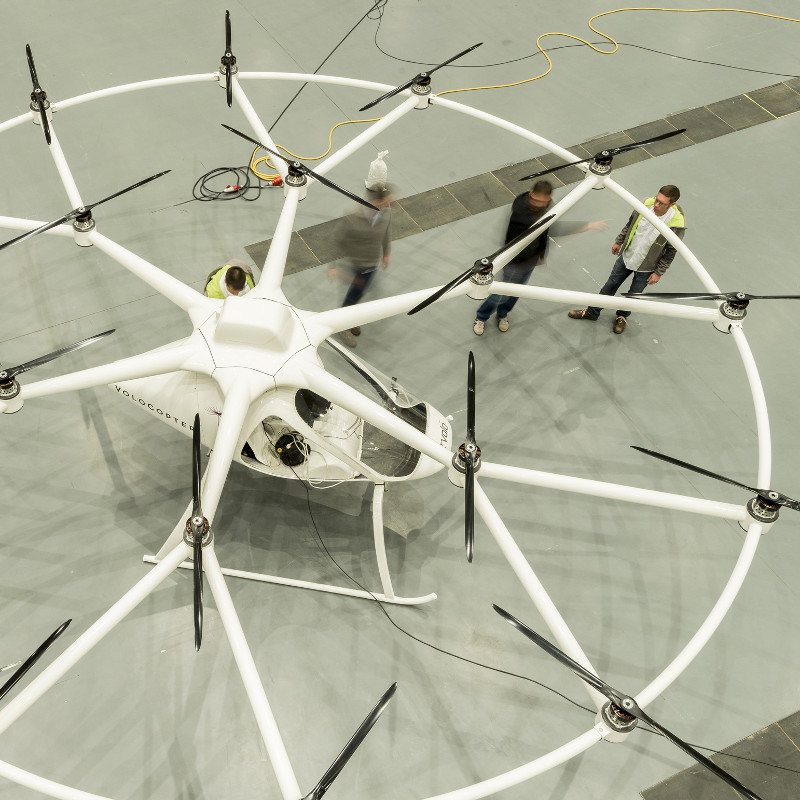 VoloConnect: Expanding Volocopter's Coverage of the Urban Air Mobility Ecosystem