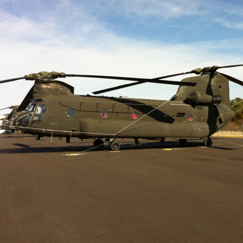 Boeing Accredited to Maintain Chinooks for RNLAF