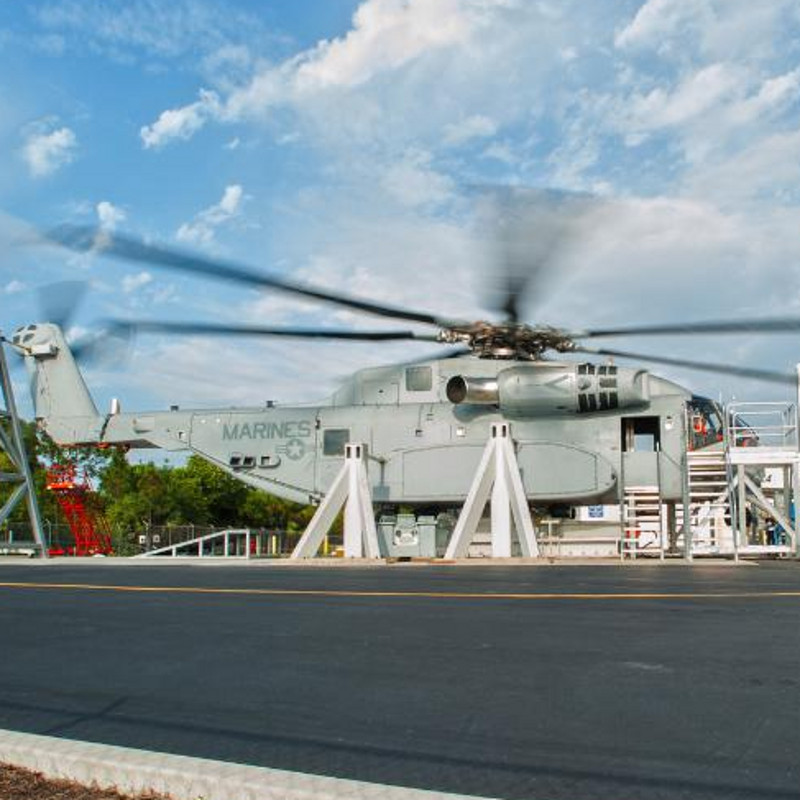 Sikorsky awarded $9M contract for engineering and project management of CH-53K