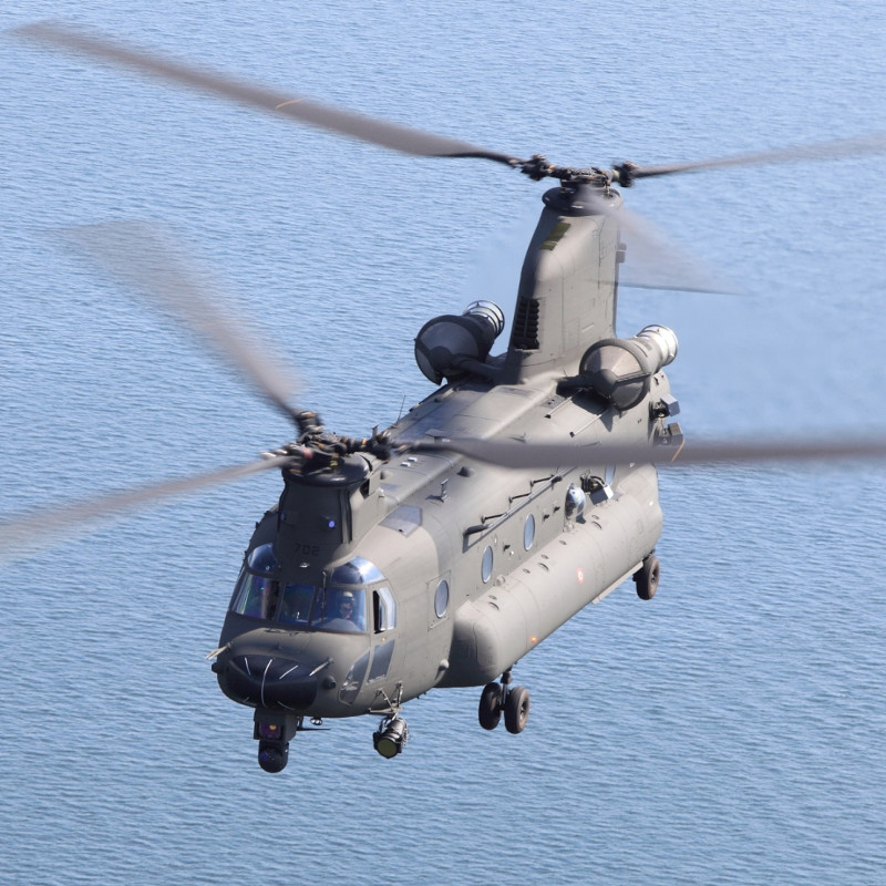 Rockwell Collins awarded $15M for CH-47F avionics integration work