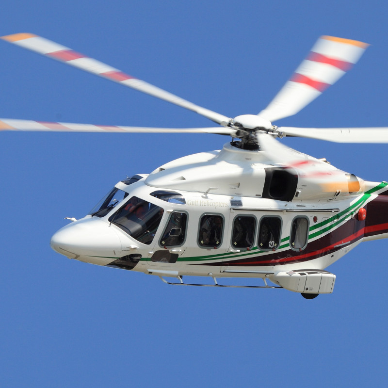 ITP Aero wins CT7 MRO contract with Gulf Helicopters