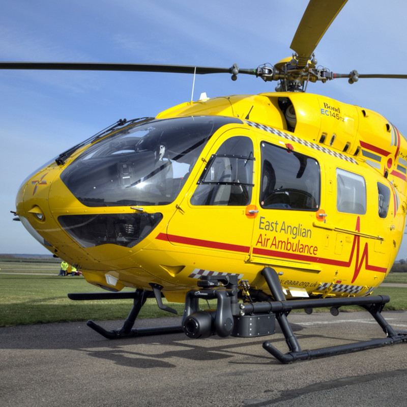 Babcock extends East Anglian Air Ambulance contract