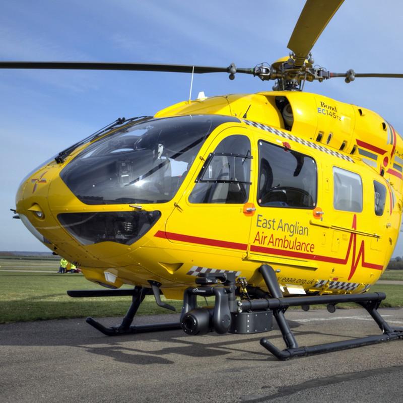 East Anglian Air Ambulance wins national award