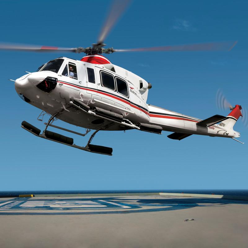 Kamatics expects STC soon for Bell 212/412 KAflex drive shaft