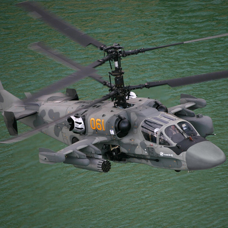 Russian Helicopters makes first sale of new Ka-52M model
