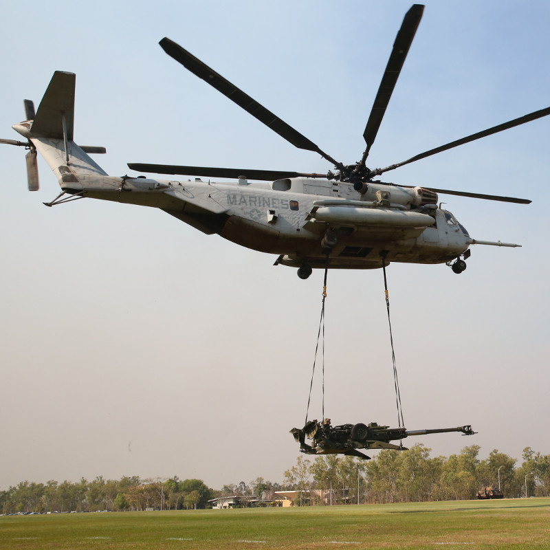 GE awarded $8M contract for T64 engines for CH-53E helicopters