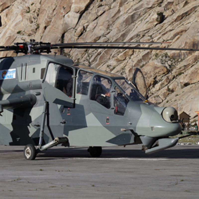 HAL set to deliver first batch of 3 Light Combat Helicopters to IAF