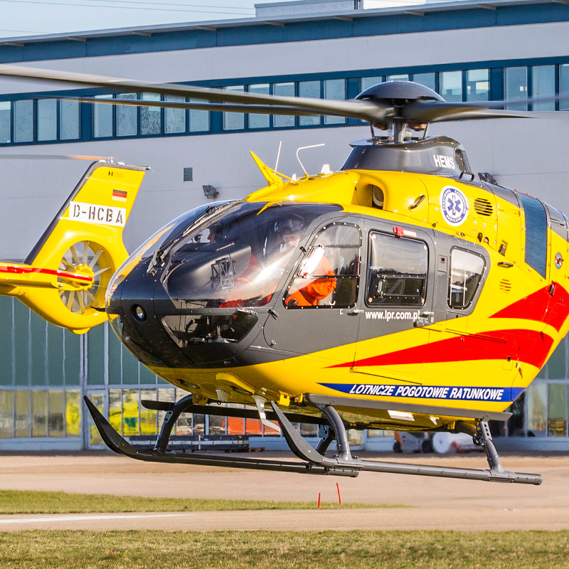 Polish Ministry of Health buys new PW206 engines for EC135 fleet